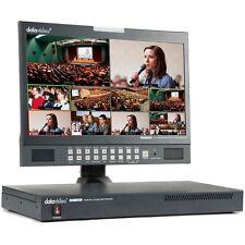 Datavideo SE-1200MU Mezclador 6 entrada para montaje en rack HD-unidad de demostración ex