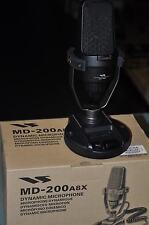 Yaesu MD200A8X  top of the range studio quality desktop microphone BRAND NEW
