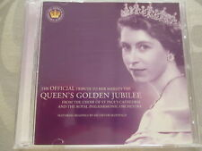 The Official Tribute To Her Majesty The Queen's Golden Jubilee - CD