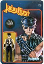 Super7 Judas Priest Rob Halford ReAction Figure - Action Figure
