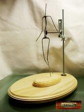 M00119 Morezmore Adjustable Rotating Doll Sculpting Lock-It Armature Stand