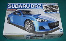 Subaru BRZ Aoshima 1/24 Complete & Unstarted.