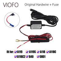 Auto Dash Kamera Hardwire Adapter + Sicherung Kit für VIOFO A119 A119S A118 Mini