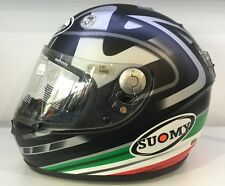 Casco Suomy Vandal Italia matt Integralhelm Gr. XL von BikerWorld