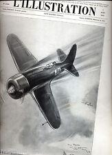 FORD V 8 la publicité dans luxusillu avec Geo Ham affiche POTEZ 270cv titre graphique 1933