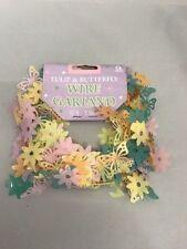 Festoni, ghirlande e striscioni in plastica per feste e party, tema farfalle