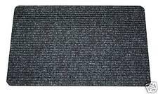 BNew Door Mat Heavy Duty Polypropylene Entrance Doormat  80cm x 50cm Charcoal
