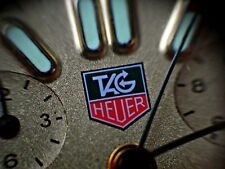 Guaranteed Tag Heuer CHRONOGRAPH CHRONOMETER Watch Repair Service Restoration