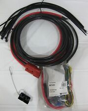 WARN 32963 Winch Carrier Receiver Hitch Rear Wire Harness Cable Kit Multi Mount