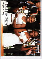 VENUS & SERENA WILLIAMS 2003 Netpro RC #51