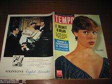 RIVISTA TEMPO 1956/13=LILLI CERASOLI=GINA LOLLOBRIGIDA=CINA=GRATTACIELI MILANO=