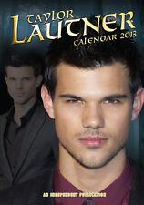 Taylor Lautner CALENDRIER 2013 NEUF & EMBALLAGE ORIGINAL
