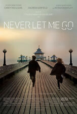 Never Let Me Go - A3 Film Poster - FREE UK P&P