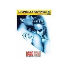 DVD *** BASIC INSTINCT ** Sharon Stone, Michael Douglas