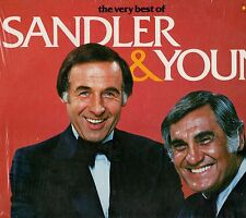 "SANDLER & YOUNG ""THE VERY BEST OF SANDLER & YOUNG"" 2-LP SET 1973 hanson house"