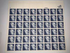 US Stamps SC# 2105 Eleanor Roosevelt 20c sheet of 48 MNH 1984