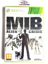 Men In Black MIB Alien Crisis XBOX 360 PALSPA Nuevo Precintado Sealed