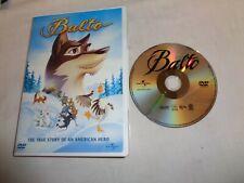 USED  DVD Movie  Balto A True Story Of An American Hero    YS