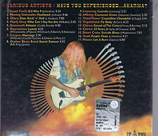 VARIOUS ARTISTS - Have You Experienced... Akarma? - CD Akarma SEALED sigillato