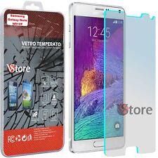 """2 Pellicola in Vetro Temperato Per SAMSUNG Galaxy Note 4 N910F Display LCD 5,7"""""""