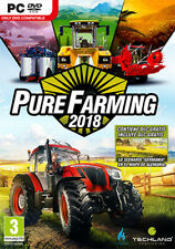 Pure Farming 2018 (Farming Simulator) PC IT IMPORT ALTRI