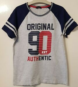 Boys Age 10-11 Years - Short Sleeved T-Shirt