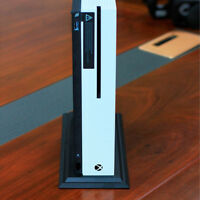 Vertical Stand Dock Mount Cradle Holder For Microsoft Xbox One S Console