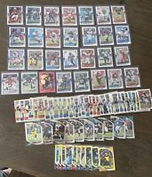 2020 Donruss Optic And Absolute Football HUGE Lot w/ Rookies 📈 No Dups