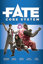 Fate Core System Handbook Evil Hat Productions EHP 0001 RPG Seen On TableTop