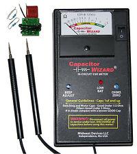 CAP1B ESR Capacitor Wizard Capacitance ESR Meter/Tester Includes CAPSVR