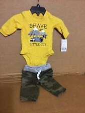 carters newborn Brave Little Guy Outfit
