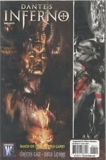 DANTES INFERNO (2009) #4  Back Issue (S)