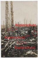 WK1 Foto Flandern Schützengraben Stellungen Kampfgebiet Front Gren.Regt.123 2617