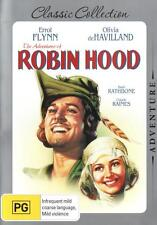 The Adventures of Robin Hood (Classic Collection)  - DVD - NEW Region 4