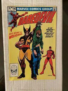 Daredevil #196 Comic Book