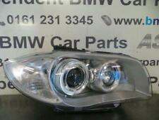 BMW E87 1 SERIES O/S Xenon Head Light 63117159304
