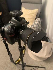 Sigma 20mm 1.8 EX DG RF Nikon Mount