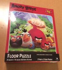 "Angry Birds 24"" x 36"" 46 Piece Lenticular Floor Puzzle"