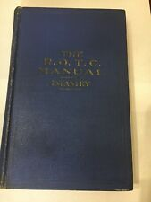 1936 The Rotc Manual Infantry, First Year Basic Vol 1 Reserve Officers Training