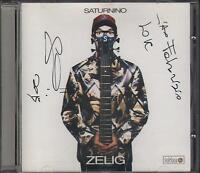 "SATURNINO - CD CON AUTOGRAFO "" ZELIG """