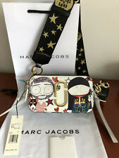 Genuine MARC JACOBS ANNA SUI Collaboration Snapshot Small Camera Bag hot sales