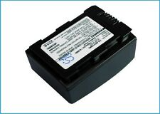 Nueva batería para Samsung hmx-f50bn Hmx-h300 Hmx-h300bn Ia-bp210r Li-ion Reino Unido Stock
