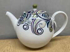 DENBY Monsoon COSMIC Tea Pot NEW WITH TAG