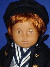 Sasha Gotz Puppenfabrik CLAUDIUS Toddler Boy Doll Germany 2001 Orig. & Hang Tags