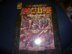 Mutant Chronicles Venusian Apocalypse 2nd Seal of Repulsion Adv Book Part 1 New