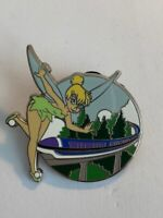 DLR Tinker Bell Disneyland Resort Mystery Box Set Monorail Disney Pin B2