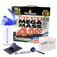 9,27€/kg Weider GIANT Mega Mass 4000 Weight Gainer 7kg + BONUS