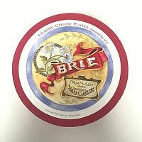 Restoration Hardware Classic Cheese Platters Assorted Set Of 4 Original Box