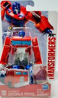 "Hasbro Transformers Authentics Optimus Prime 4"" Figure New in Package"