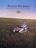 2000 Harley Davidson GENUINE Parts & Accessories Accessory Catalog Brochure